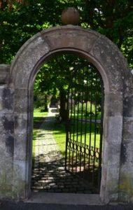 Tür die sich öffnet ©Melanie Locke