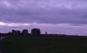 Stonehenge Morgen